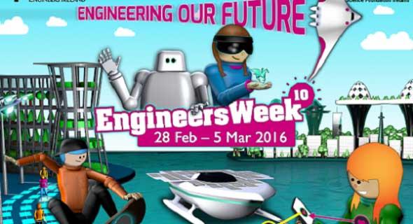 """""""Engineers Week 2016"""""""