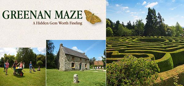 """""""Greenan Farm Maze"""""""