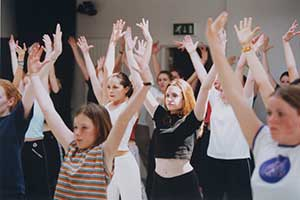 """Dance Theatre of Ireland Easter Camp For Teens"""
