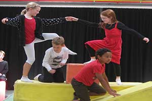 """Dance Theatre of Ireland Easter Camp"""