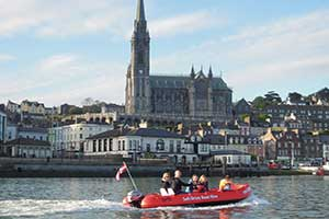 """Cork Harbour Boat Hire in Cork"""