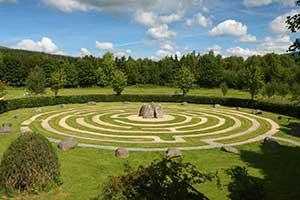 """The Greenan Solstice Maze"""