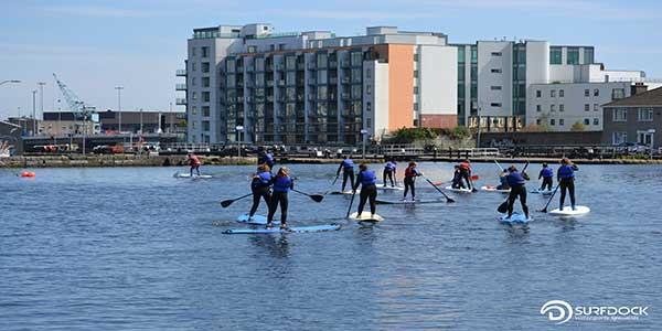 """Surfdock Watersports Summer Camp For Kids"""
