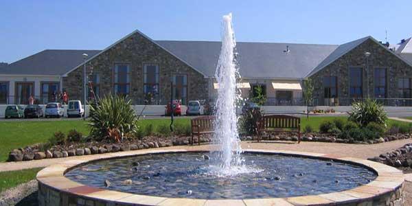 """Lough Allen Hotel & Spa in County Leitrim"""