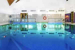 "Lough Allen Hotel Pool"""