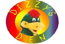 """Dizzy Dens in Bundoran Co. Donegal"""