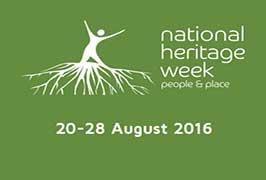 """""""National Heritage Week"""""""