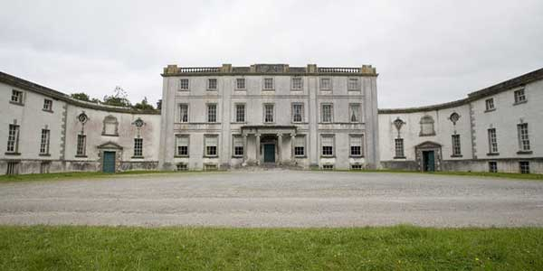 """Strokestown Park House And Gardens in Roscommon"""