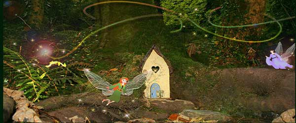 """Irish Fairy Trails in Kerry"""