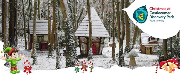 """""""Christmas At Castlecomer Discovery Park"""""""