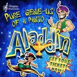 """""""Clasac Theater Christmas Panto Aladdin"""""""