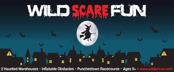 """Wild Scare Fun Halloween Event"""