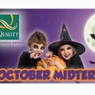 """""""Quality Hotel Youghal Halloween Family Breaks"""""""