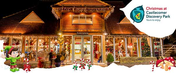 """""""Visit Santa in Kilkenny"""""""
