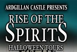 """""""Ardgillan Castle Halloween Spooky Tours"""""""