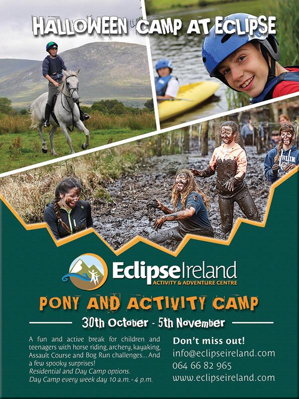 """ Eclipse Ireland Adventure Halloween Camp2"