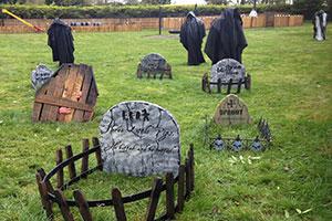 """""""Halloween in Glendeer Pet Farm, Westmeath"""""""