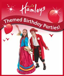"""Hamleys Birthday Party"""
