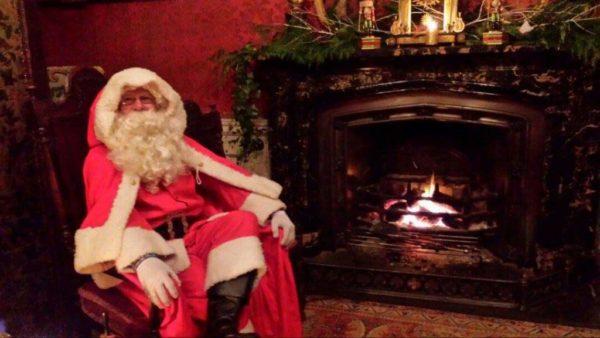 """""""Visit Santa Christmas Event Birr Castle"""""""