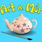 """Art and Mor"""