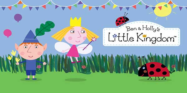 """Cork Opera House Showing Ben and Holly's Little Kingdom"""