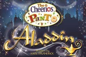 """The Cheerios Panto 2016 Aladdin"""