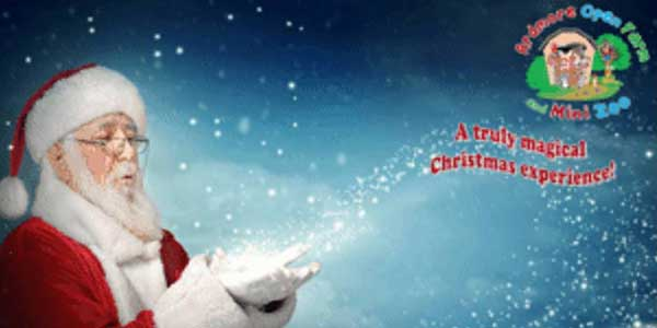 """""""Ardmore Open Farm and Mini Zoo Christmas Experience"""""""
