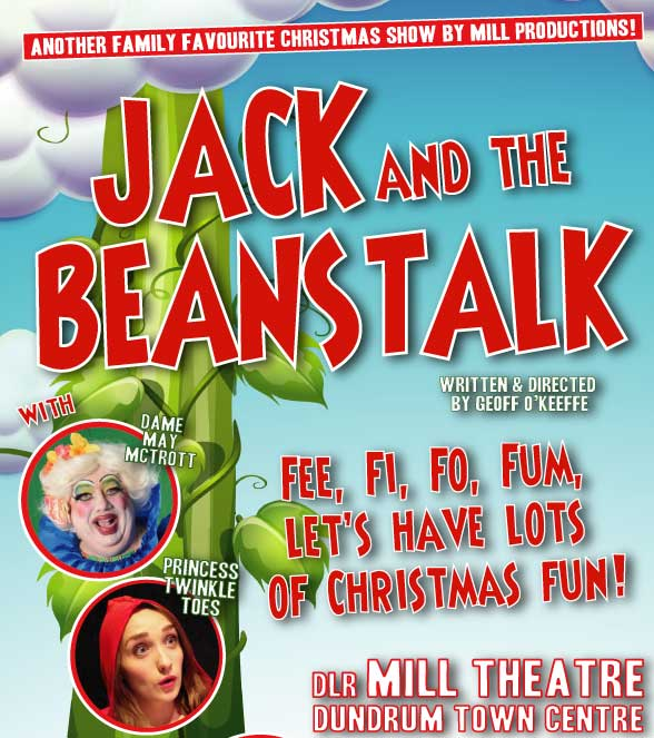 """The Mill Theatre Christmas Panto 2016"""