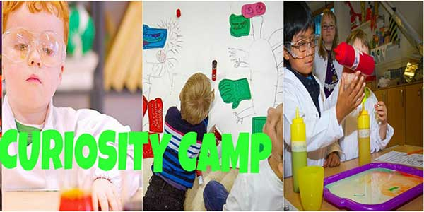 """Imaginosity New Year Curiosity Camp"""