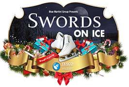 """Swords On Ice Christmas Ice Skating"""