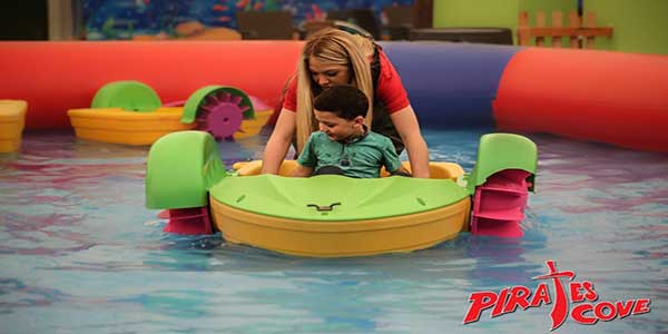 """Pirates Cove Adventure Playground"""