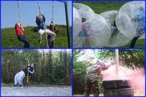 """Westport Adventure Park in Mayo"""