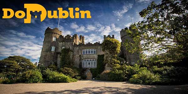 """Do Dublin Malahide Castle Tour"""