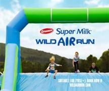 """""""Super Milk Wild Air Run"""""""