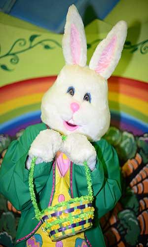 """Cork Easter Bunny"""