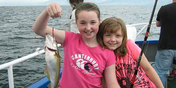 """Dingle Boat Tours Sea Fishing"""