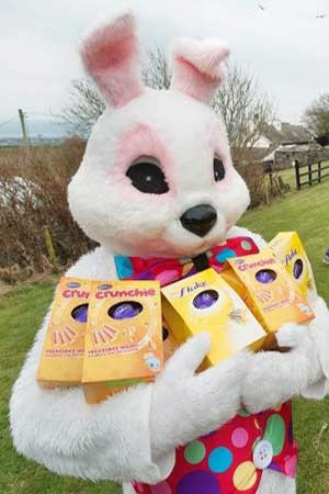 """Easter Eggtravaganza at Moher Hill Open Farm Clare"""