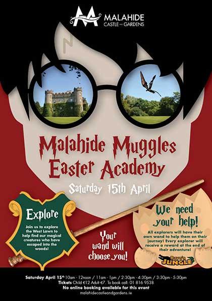 """Malahide Castle Easter Event"""