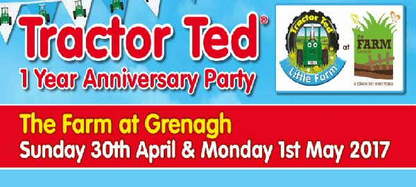 """""""Tractor Ted"""""""