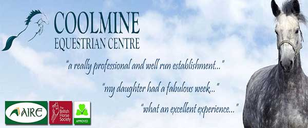 """Coolmine Equestrian Centre Dublin"""