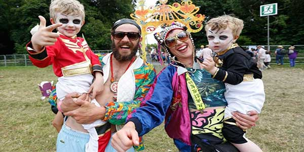 """Body & Soul Family Friendly Festival"""