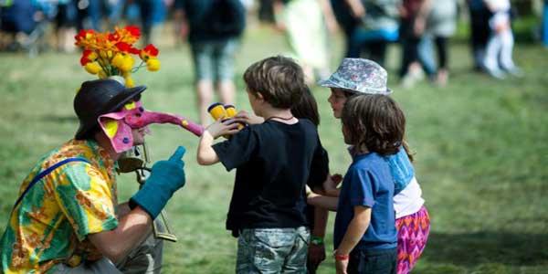 """Soul Kids at Body & Soul Festival"""