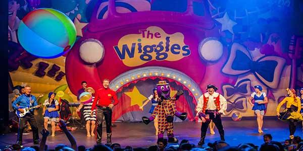 "The Wiggles Big Show Tour"""