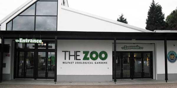 """""""Belfast Zoo Online Booking"""""""