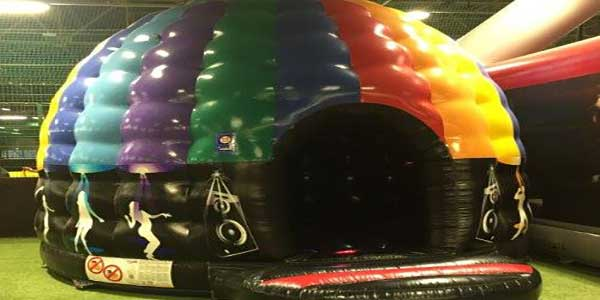 """""""Inflatable Disco Dome"""""""