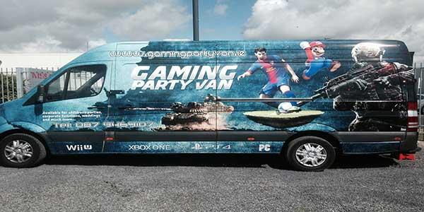 vans gamers