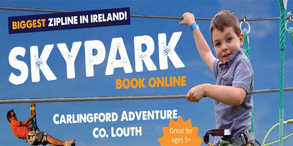 """Skypark Booking"""