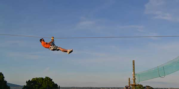 """Skypark Zip Line Adventure Park"""