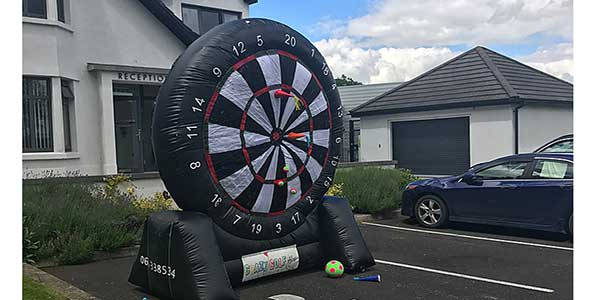"""Darts Golf Board"""