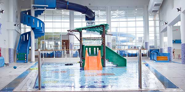 Leisureworld Churchfield Pool Gym For Families